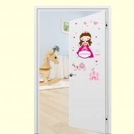 Prinzessin Sticker